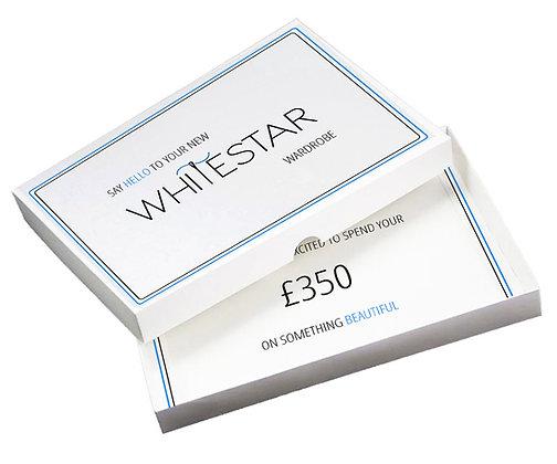 £350 Gift Card