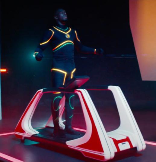 Usain Bolt - Virgin Media