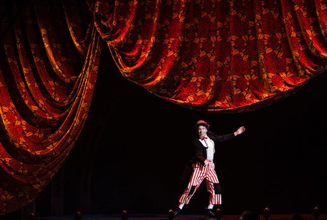 Funny Girl - Eddie as Keeney