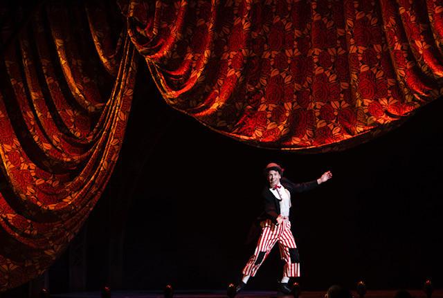 Funny Girl - Eddie as Keeney