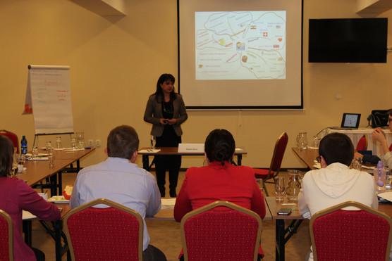 Leadership Seminar Pezinok