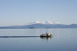 Mountains -Tongariro, Ruapehu & Ngauruhoeoe