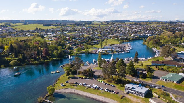 Taupo Waterfront & Marina