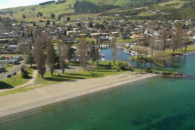 Kinloch waterfront