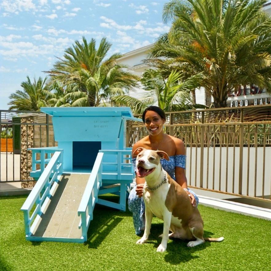 Pasea's Dog Park aka Paw-Sea