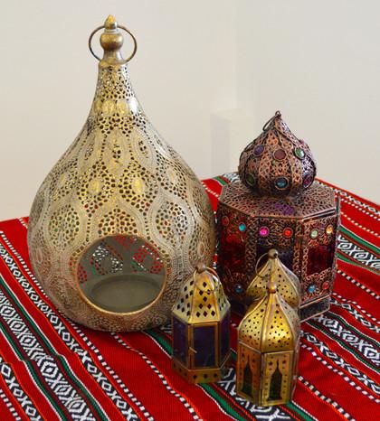 Arabian Themed props