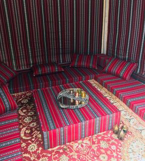 Arabian Themed Tent