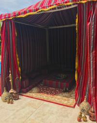 Arabian Themed table