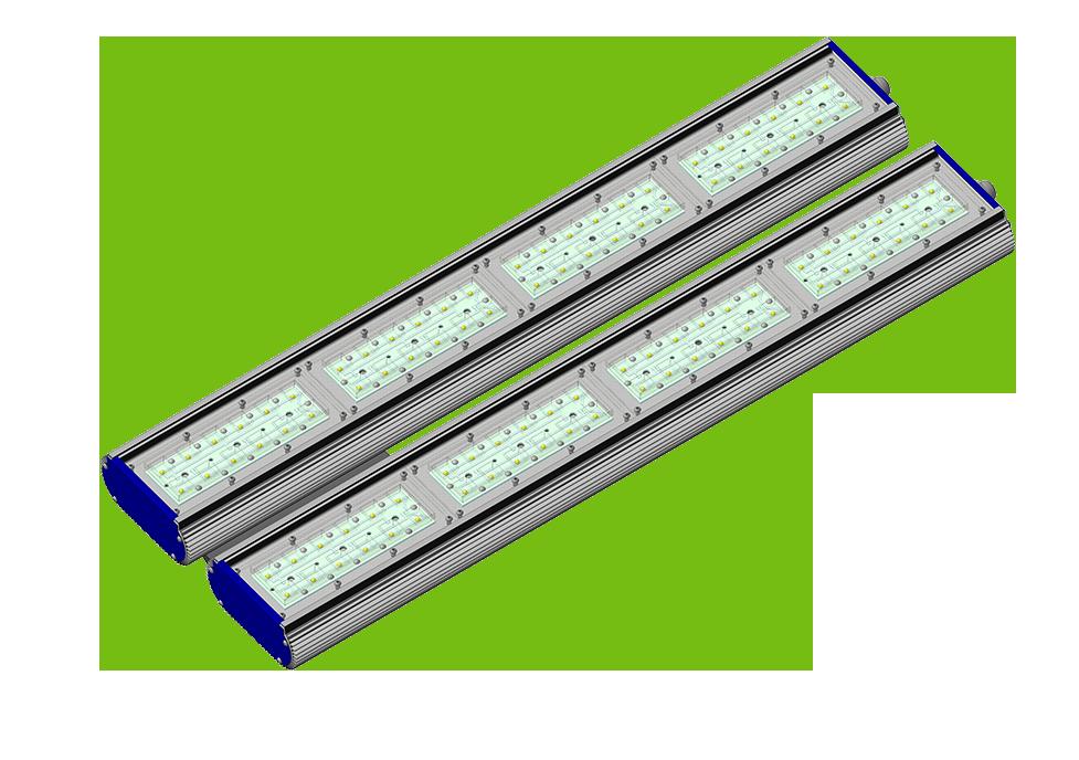 images светодиодный светильник SL-120x2