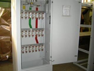 Низковольтное комплектное устройство (НКУ) перед отправкой заказчику   (Kazakhmys LLP)