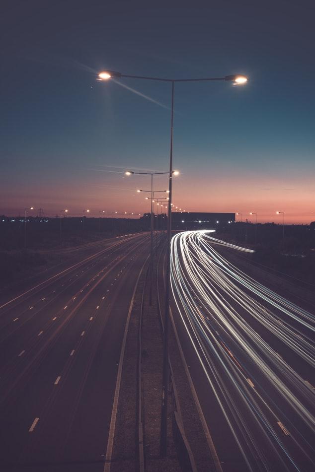 освещение автодорог СТВ 11