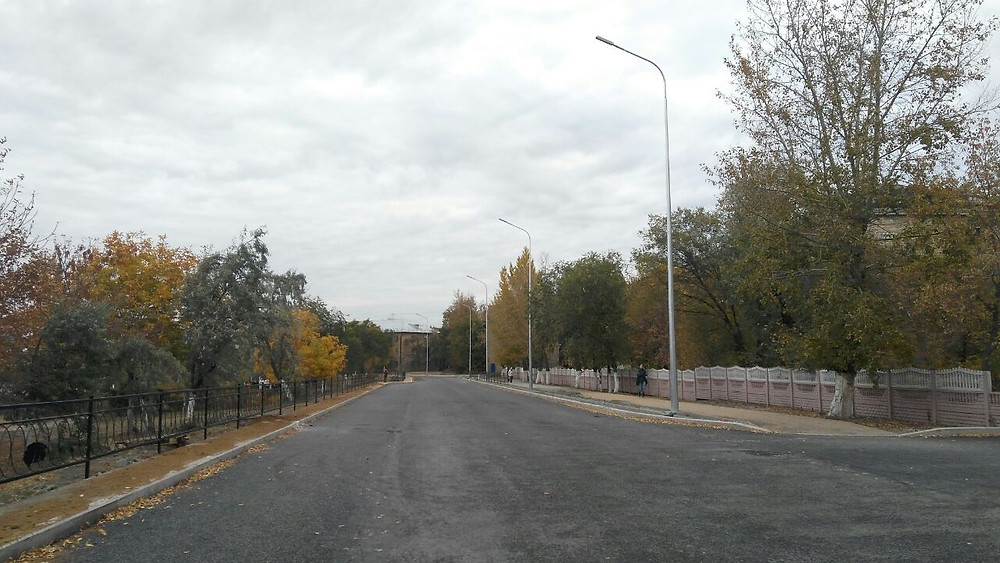 улица Мустафина