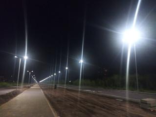 Когда светло на улице - светло на душе!