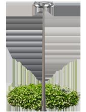 Мачта освещения ВМО 35 метров