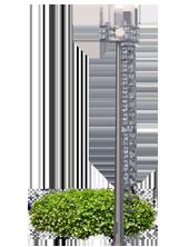 Мачта радиорелейной и сотовой связи РРЛ 20