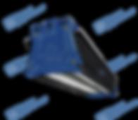 Светодиодный светильник 100 вт, STREET-100