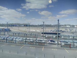 Аэропорт Астаны под контролем