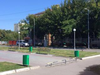 Опоры фланцевые граненые СТВ город Тараз