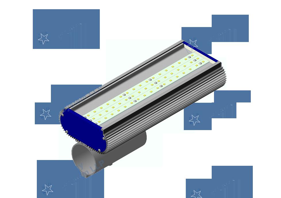 Светодиодные светильники  SL 48
