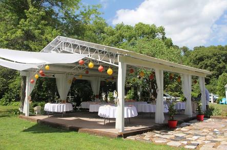 30x30 Pavilion