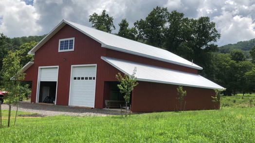 30x60 with 12' lean to