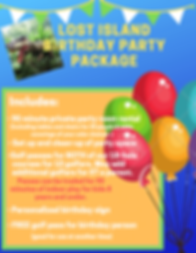 Lost Island Birthday Party Flyer .png