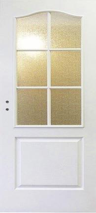 Valge uks A2  väikesed defektid