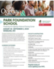 2020 Park Foundation School flyer.png