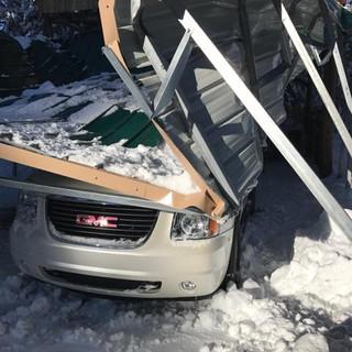 Snow Load Risk Qualitycarports