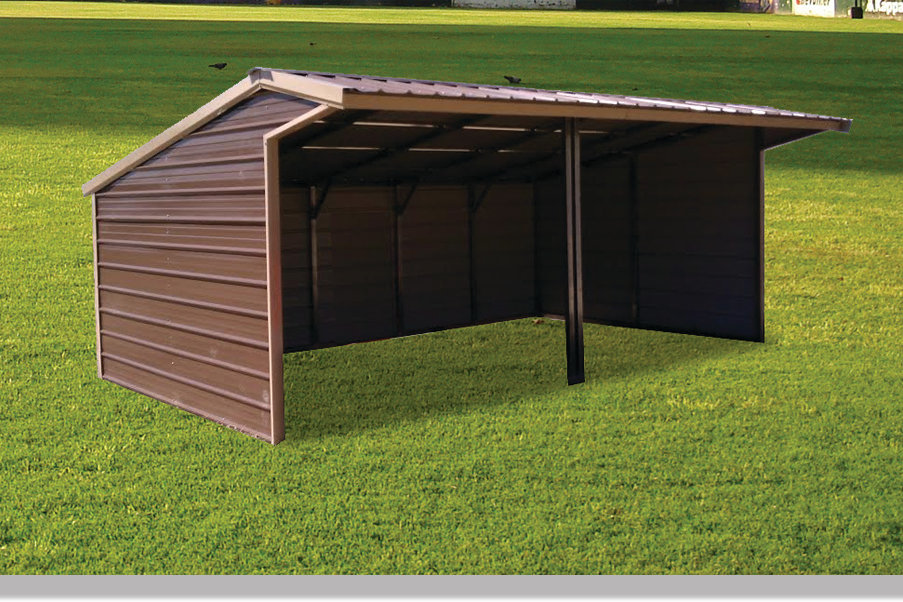 Quality Loafing Shed Qualitycarports