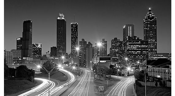 The Skyline of Atlanta