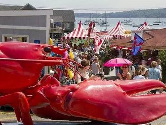 缅因州龙虾节