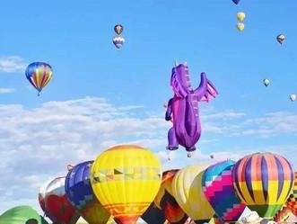 第35届热气球节 让我们相约天际线,一起来坐热气球吧!