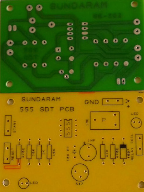 555 TIMER WITHOUT RELAY