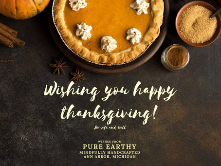 Thanksgiving  wishes to all!
