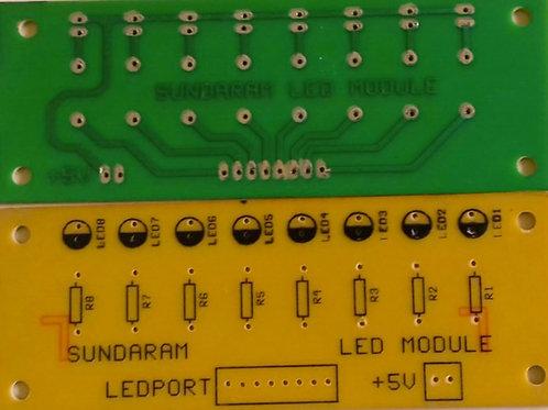 8 LED MODULE