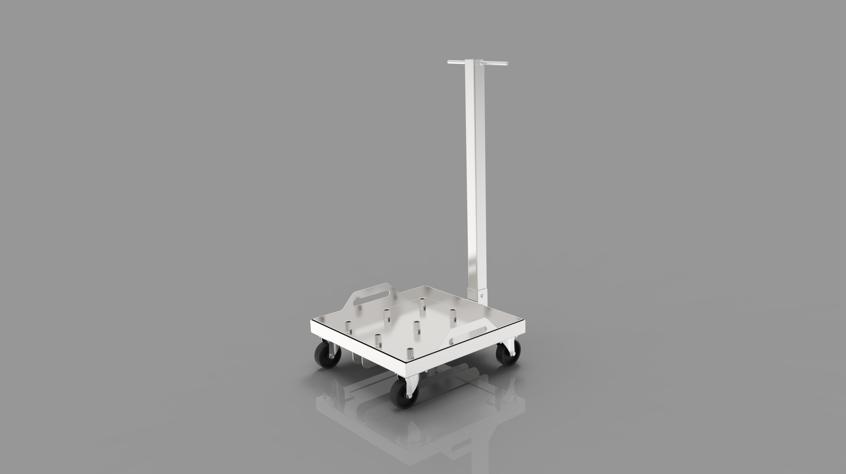 Vertical Skewer Cart