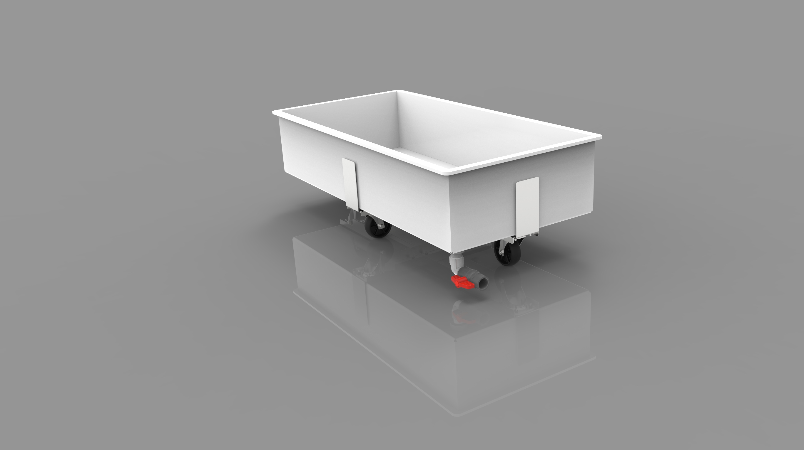 Skewer Container Tub