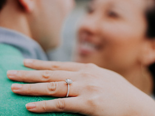 Jed + Yanyi: Engaged
