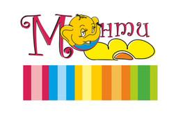 "Логотип Детский центр ""Монти"""