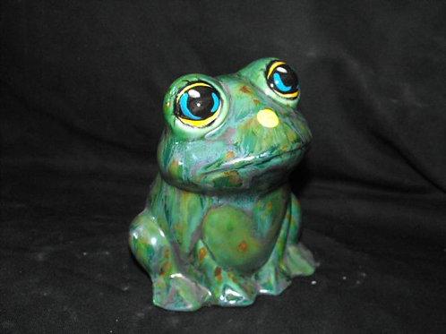 Plain Frog sitting