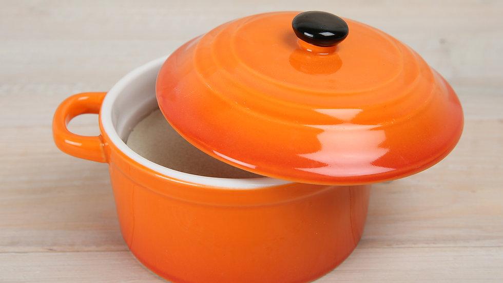 Oma's Putzreinl orange