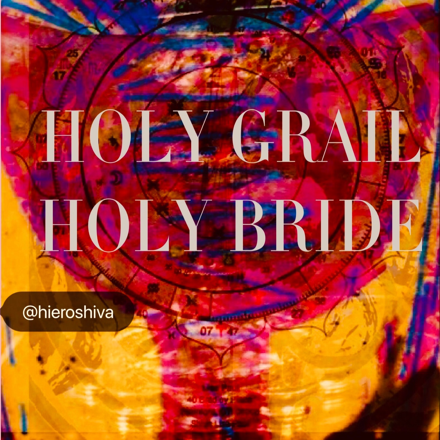 HOLY GRAIL, HOLY BRIDE