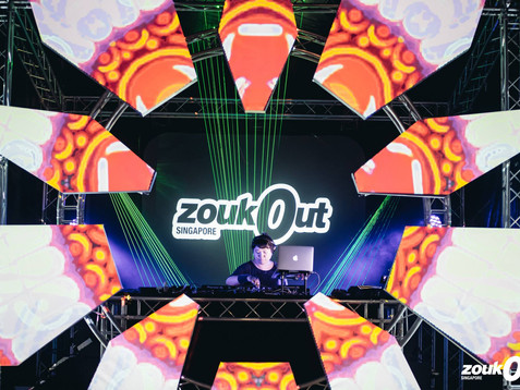 ZoukOut Stage
