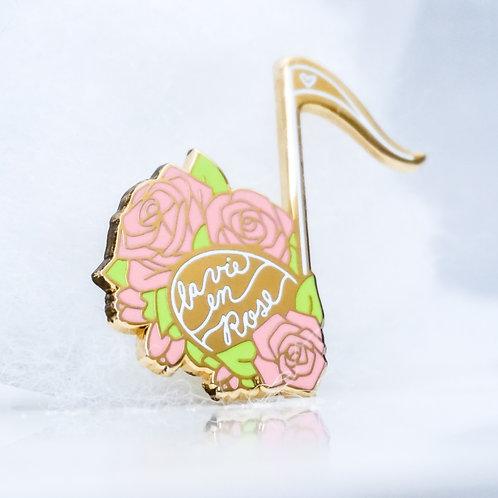 La Vie en Rose Pins