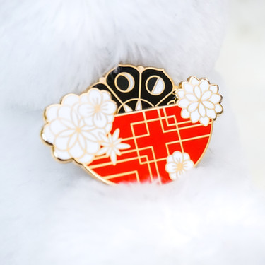 Lunar New Year Pin