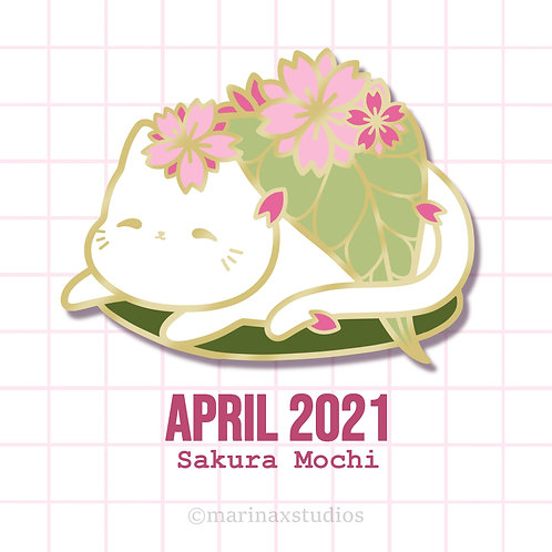 April 2021 - Sakura Mochi