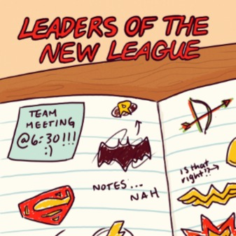 Leader's of the New League
