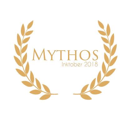 Mythos: Inktober 2018 Art Book