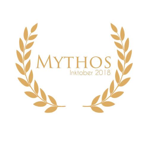 Mythos: Inktober 2018 Art Book *Digital